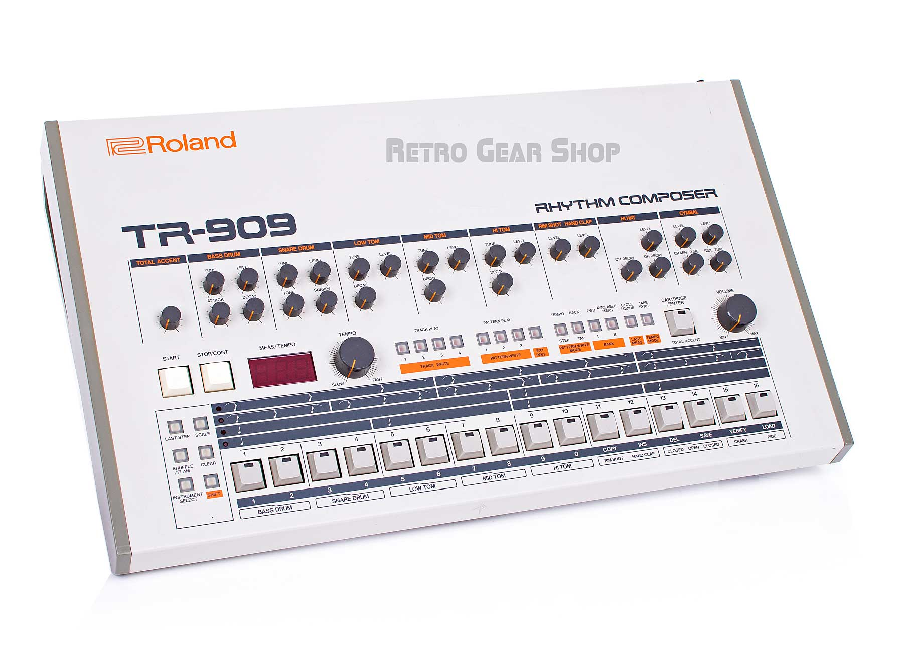 Roland TR-909 Vintage Drum Synth
