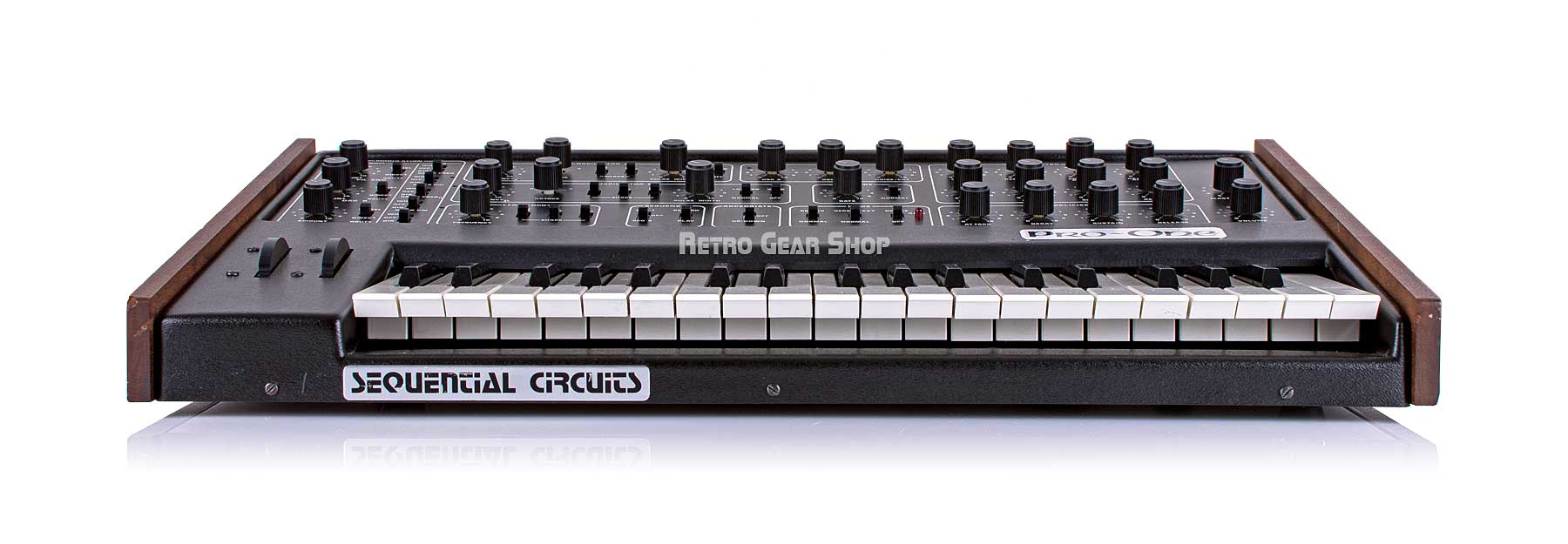 Sequential Circuits Pro One Front
