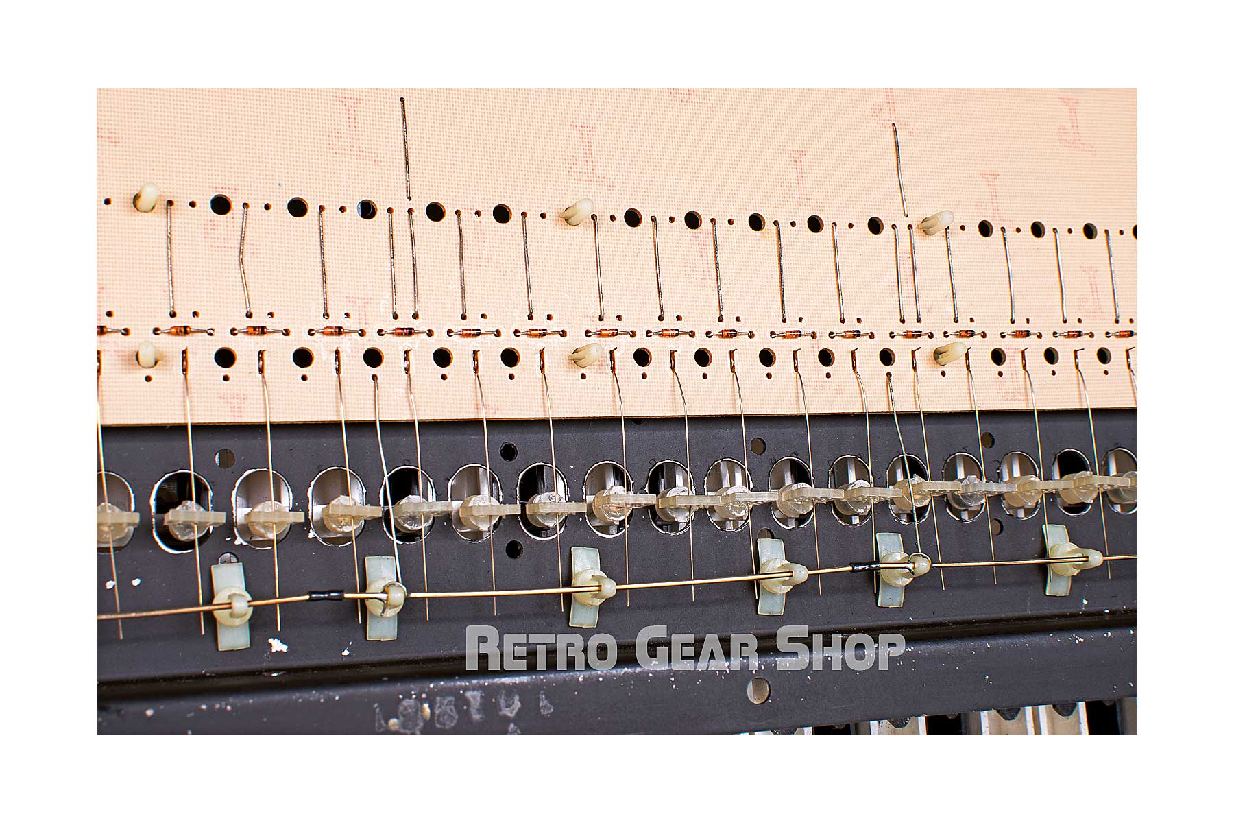 Sequential Circuits Pro One J-wire Replacement Keyboard Assembly