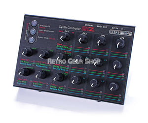 Stereoping CE-1 81Z Midi Controller for Yamaha TX81Z Top Right