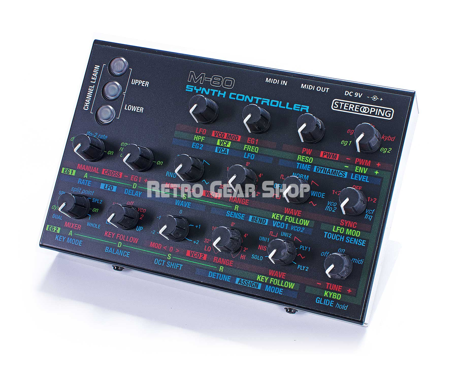 Stereoping CE-1 M-80 Midi Controller for Roland MKS-80
