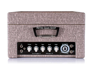 Swart Amps Small Box Mod 84 Fawn Diamond Vox 1x12 Combo Top