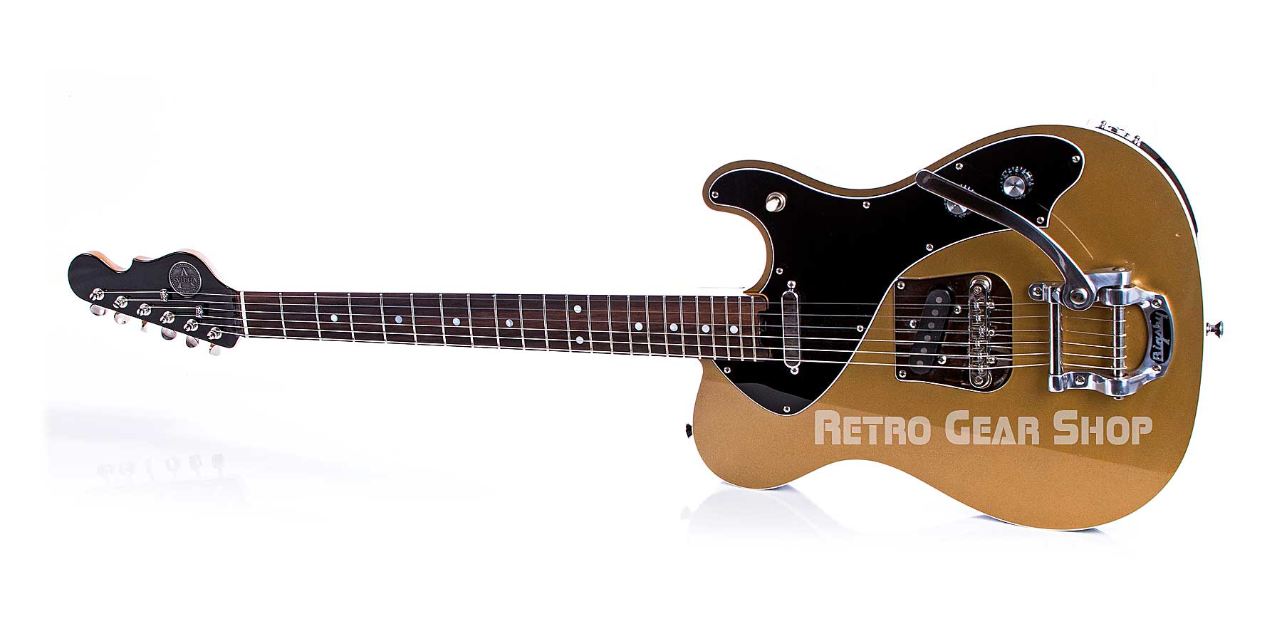 Veritas Texas Miracle Custom Gold Front
