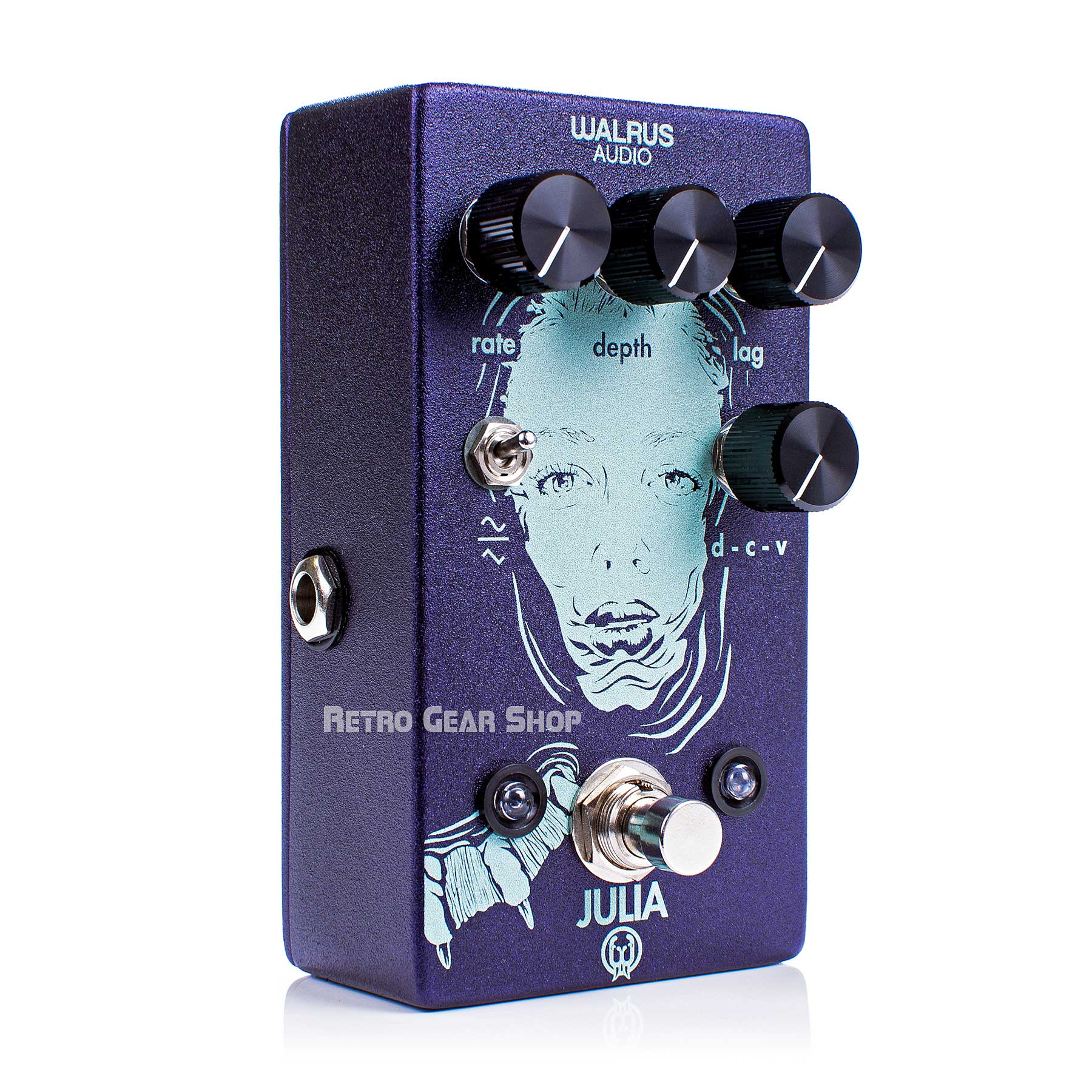 Walrus Audio Julia Analog Chorus/Vibrato Guitar Pedal