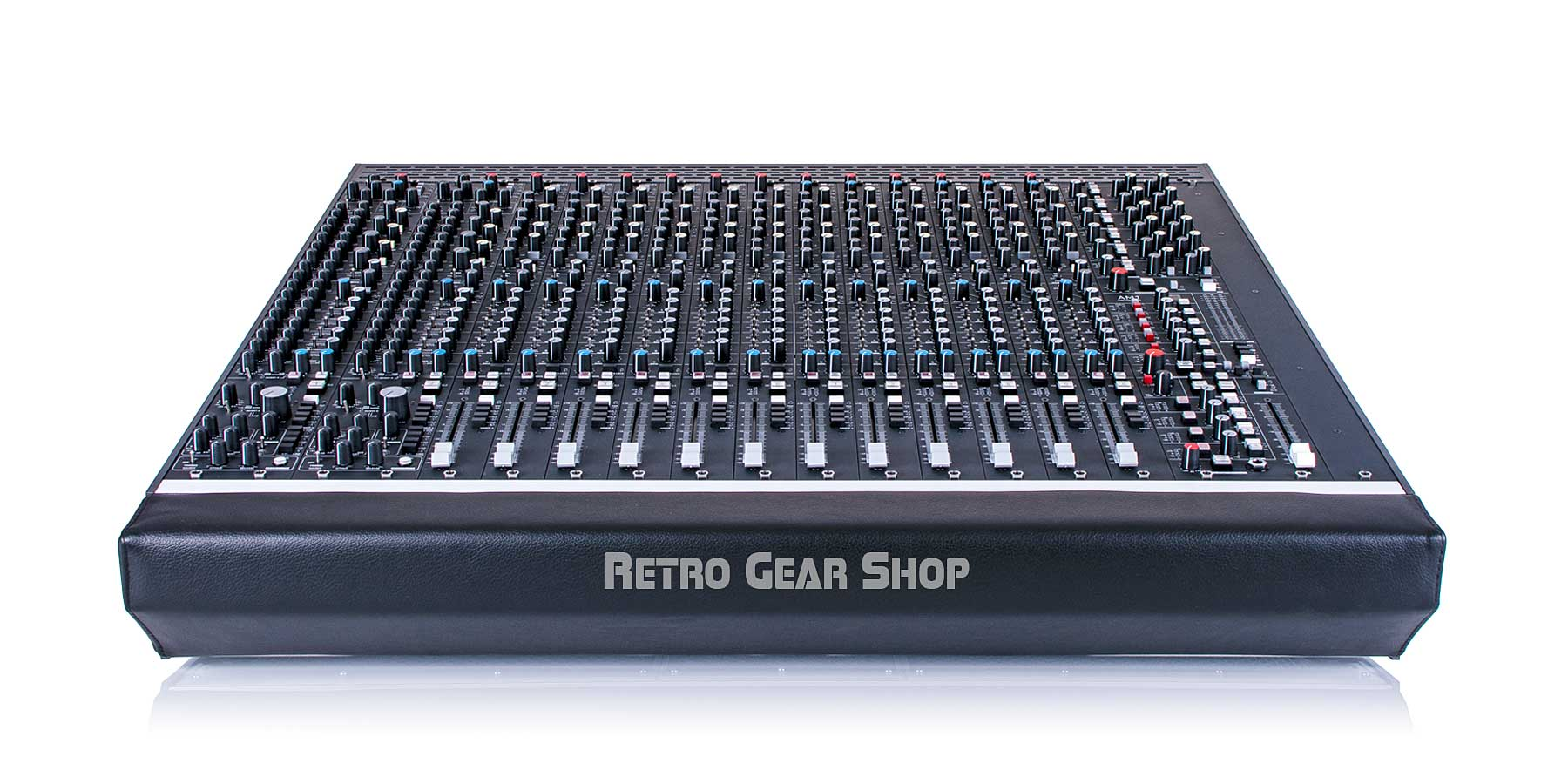 Zahl AM1 Mixing Recording Console Front