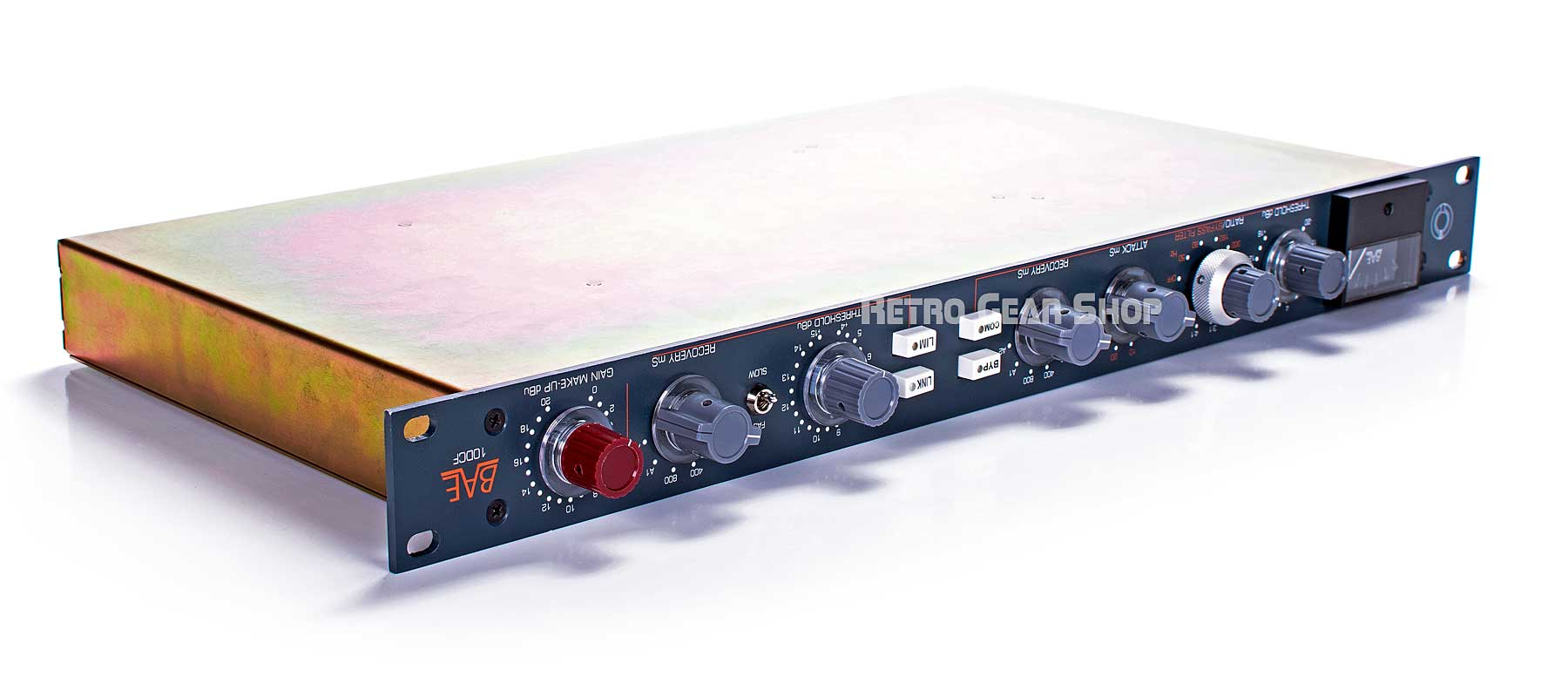 BAE 10DCF Analog Compressor Bottom