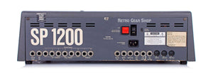 E-Mu SP-1200 Original Gray Rear