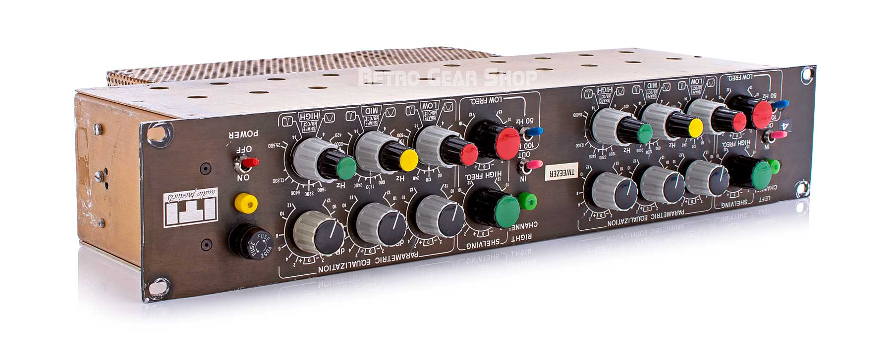 ITI Sontec 230 Parametric EQ Bottom Right