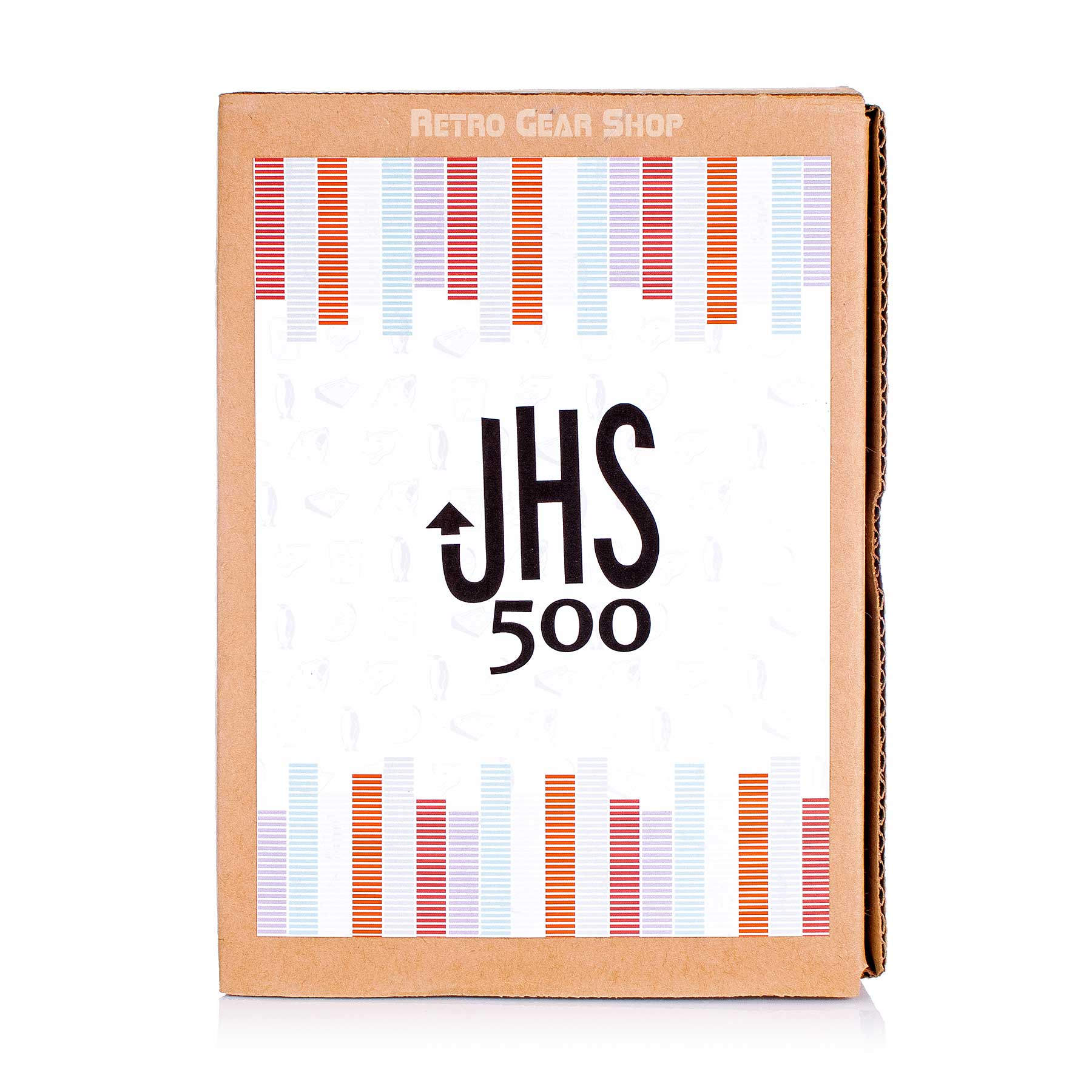 JHS SuperBolt 500 Series Box