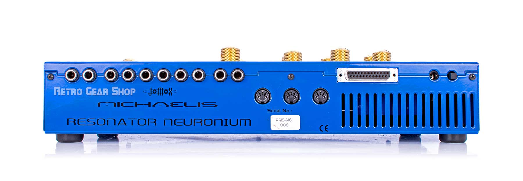 JoMox Resonator Neuronium Rear