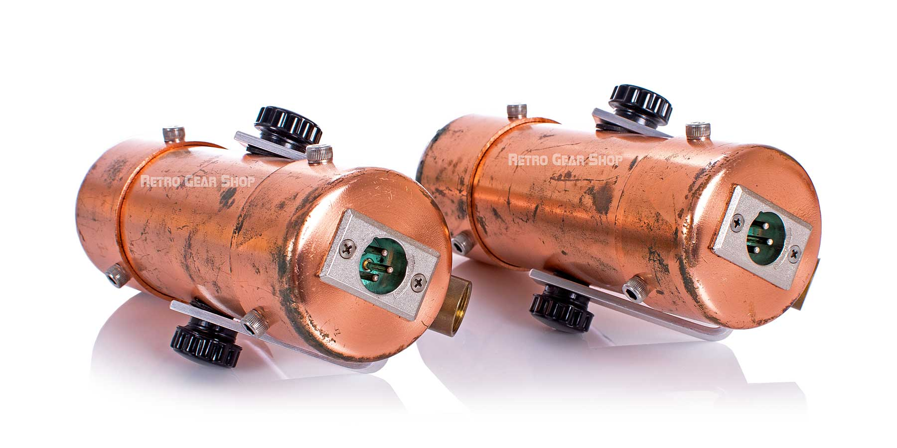 Placid Audio Copperphone Stereo Pair Right Rear