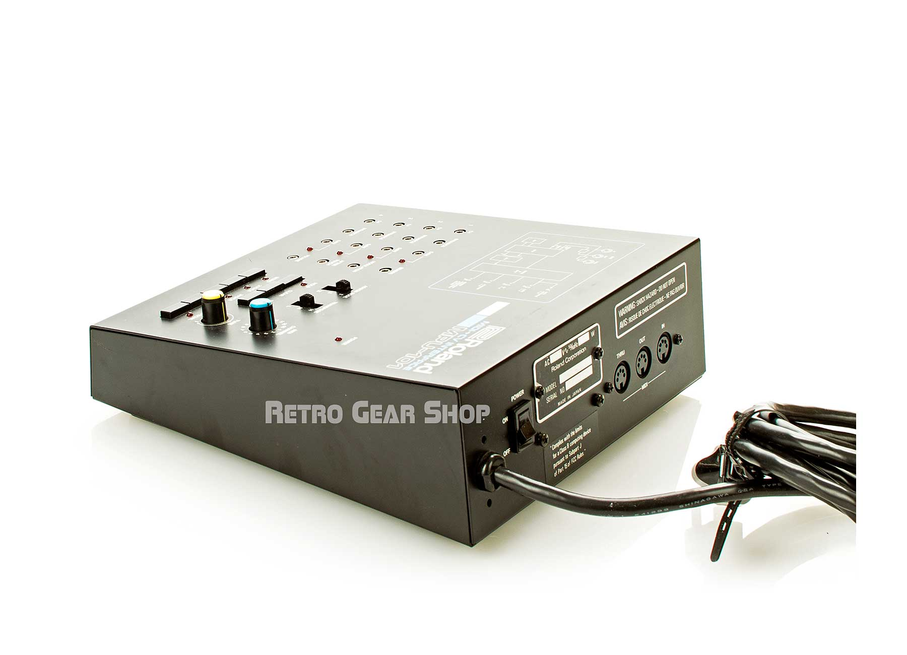 Roland MPU-101 Midi-CV Interface Right