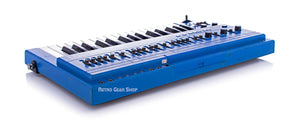 Roland SH-101 Blue Right Rear