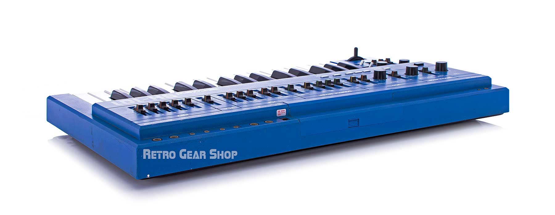Roland SH-101 Blue + MG-1 Right Rear
