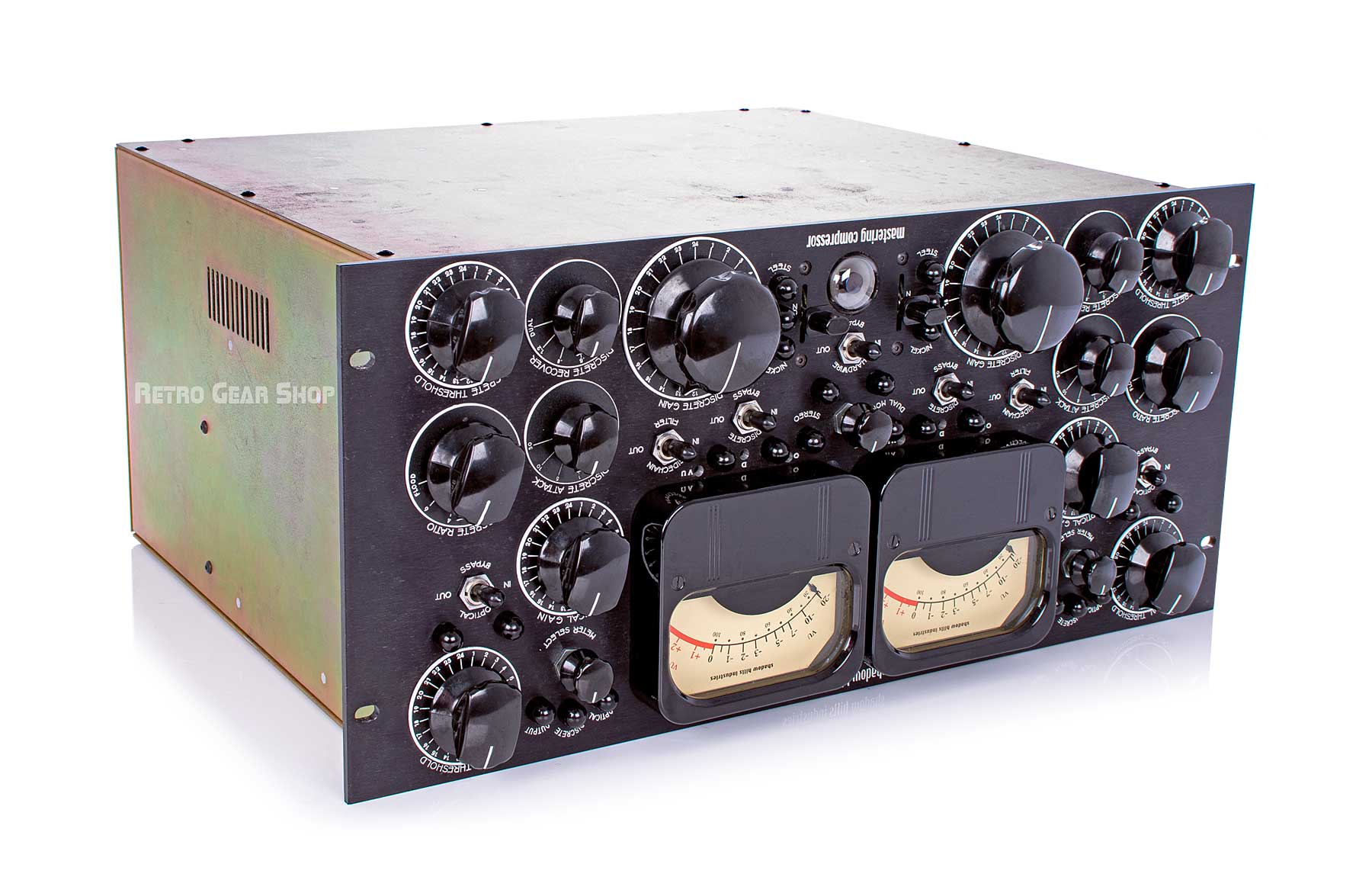 Shadow Hills Mastering Compressor Bottom Right