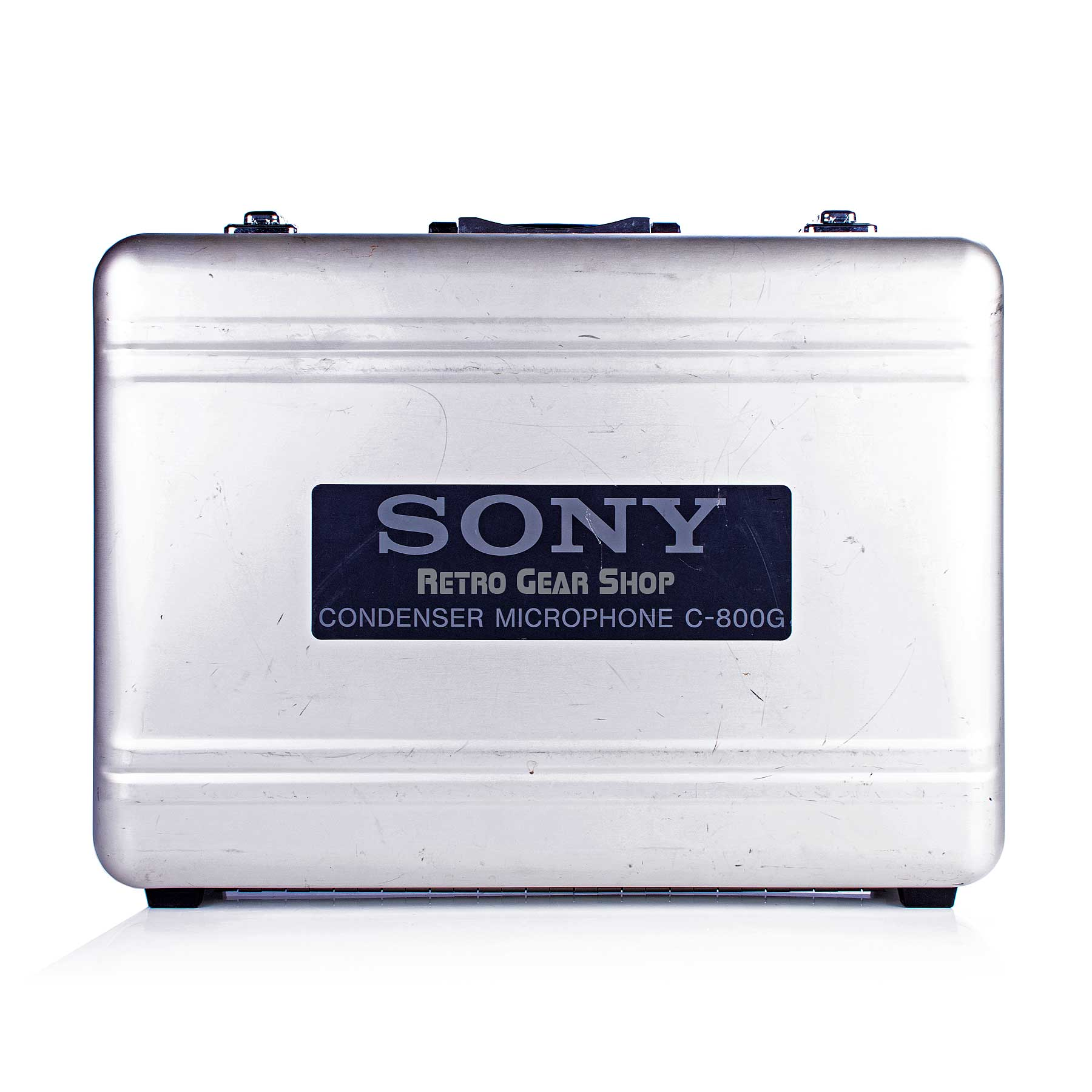 Sony C-800G Microphone Case