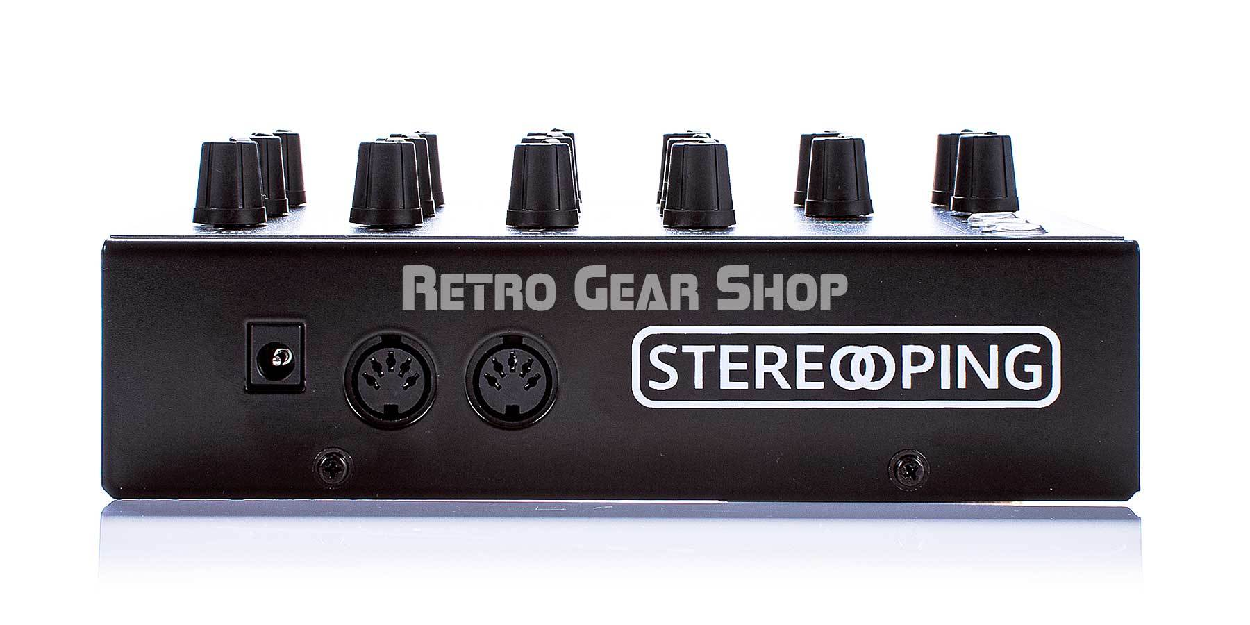 Stereoping CE-1 Puls Midi Controller Rear