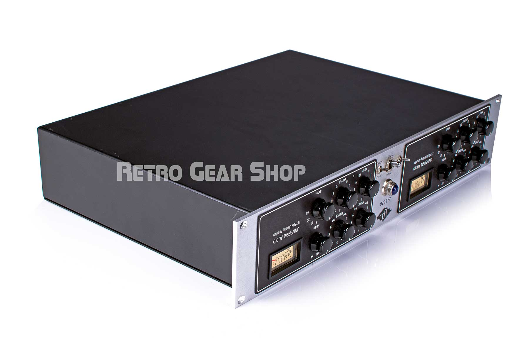 Universal Audio 2-1176 Dual 1176LN Limiting Amplifier