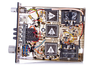 API 525 Vintage 2520 Huntington NY Opamps Internals