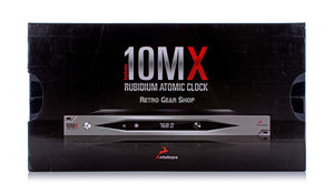 Antelope Audio 10MX Box Top
