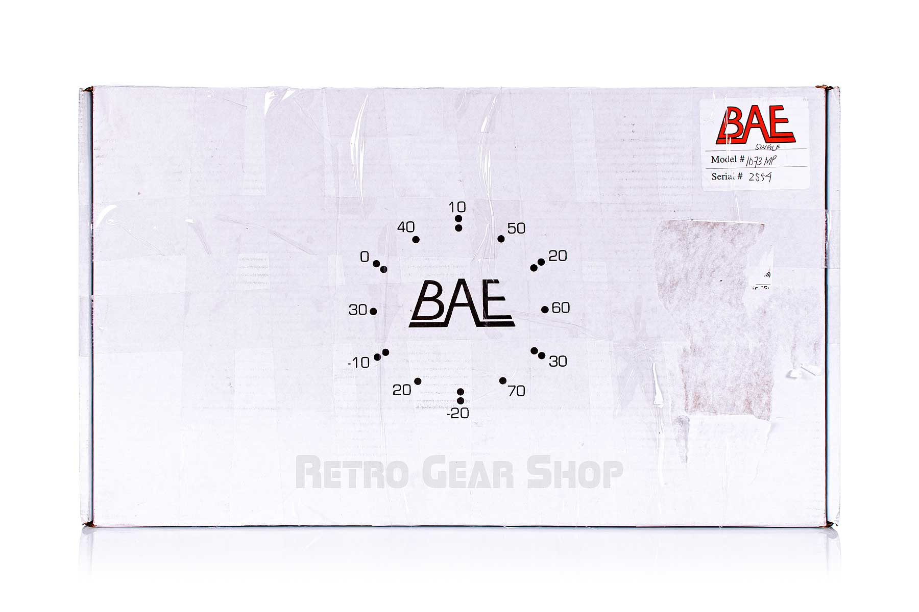 BAE 1073MP Box