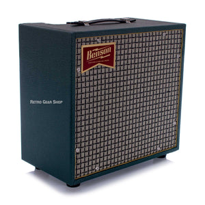 Benson Amps Nathan Junior Green Checkered