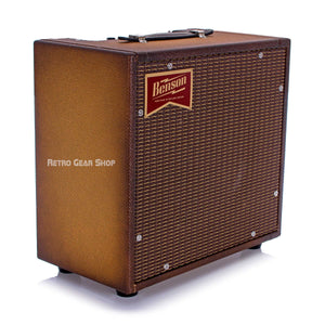 Benson Amps Nathan Junior Bourbon Burst Oxblood Premium Finish