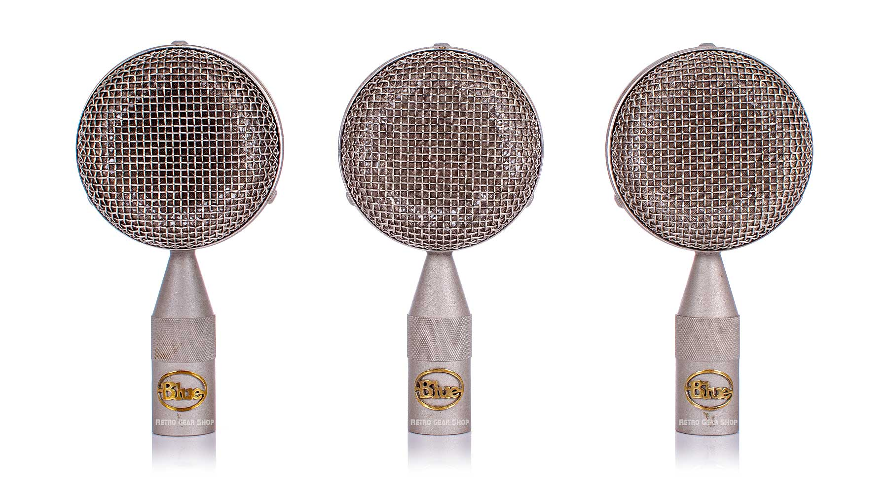 Blue Microphones Bottle 3 Capsules Front