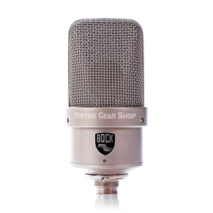 Bock Audio 49 Microphone Front