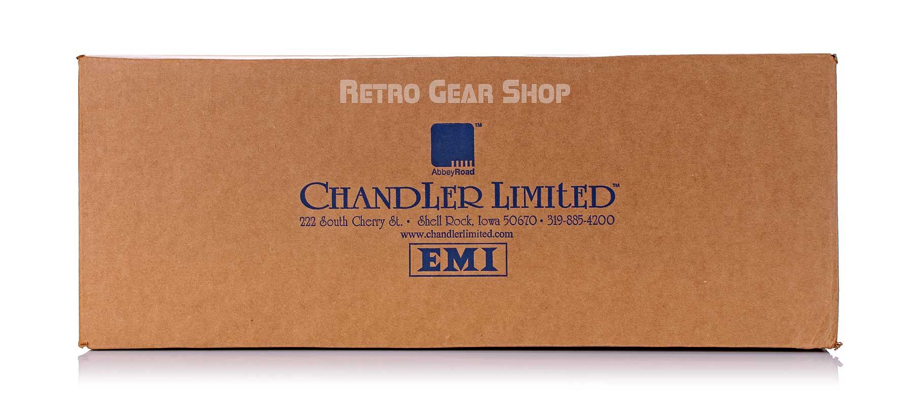 Chandler Limited RS124 Pair Box