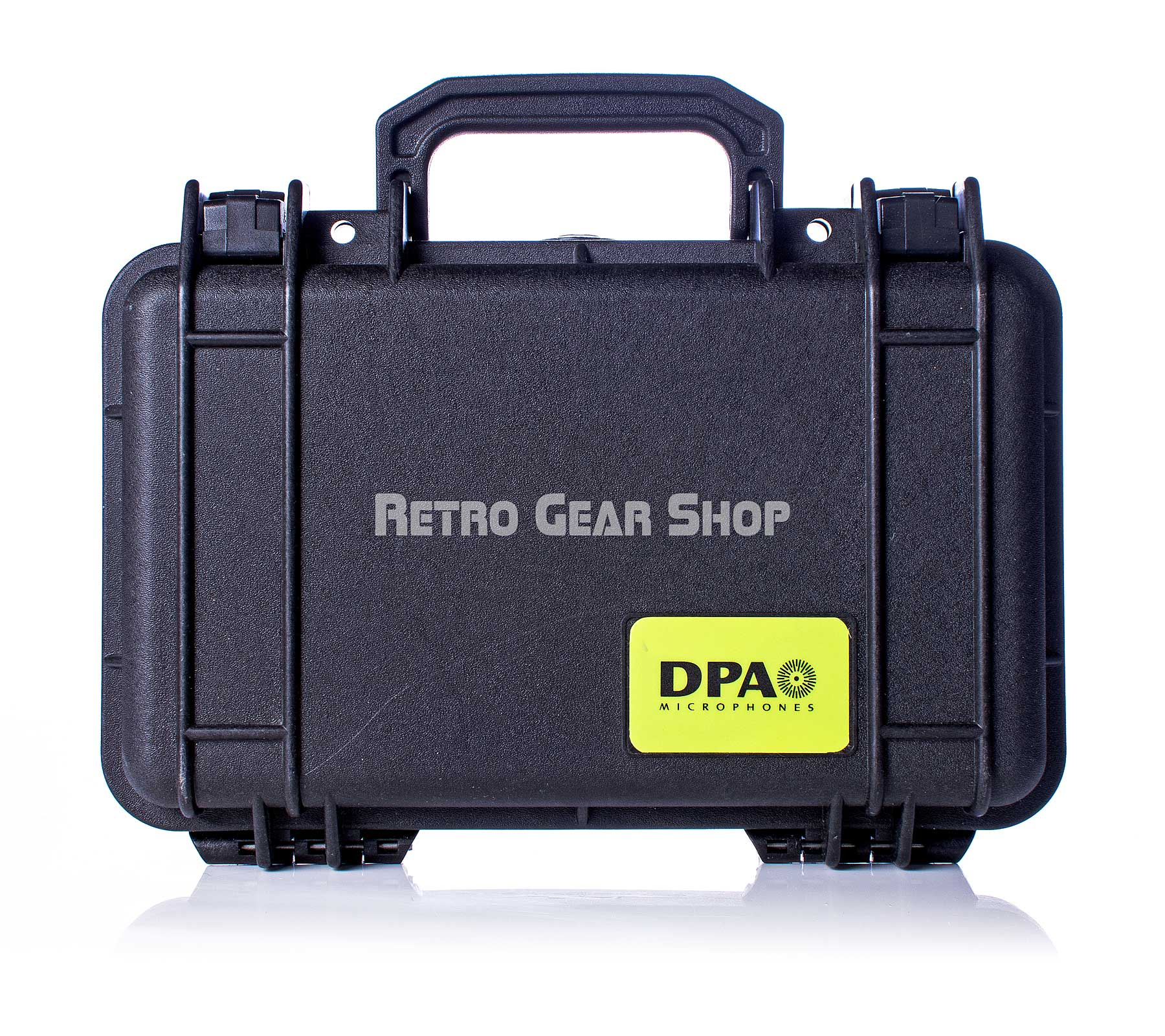 DPA 2011C Stereo Pair Travel Case