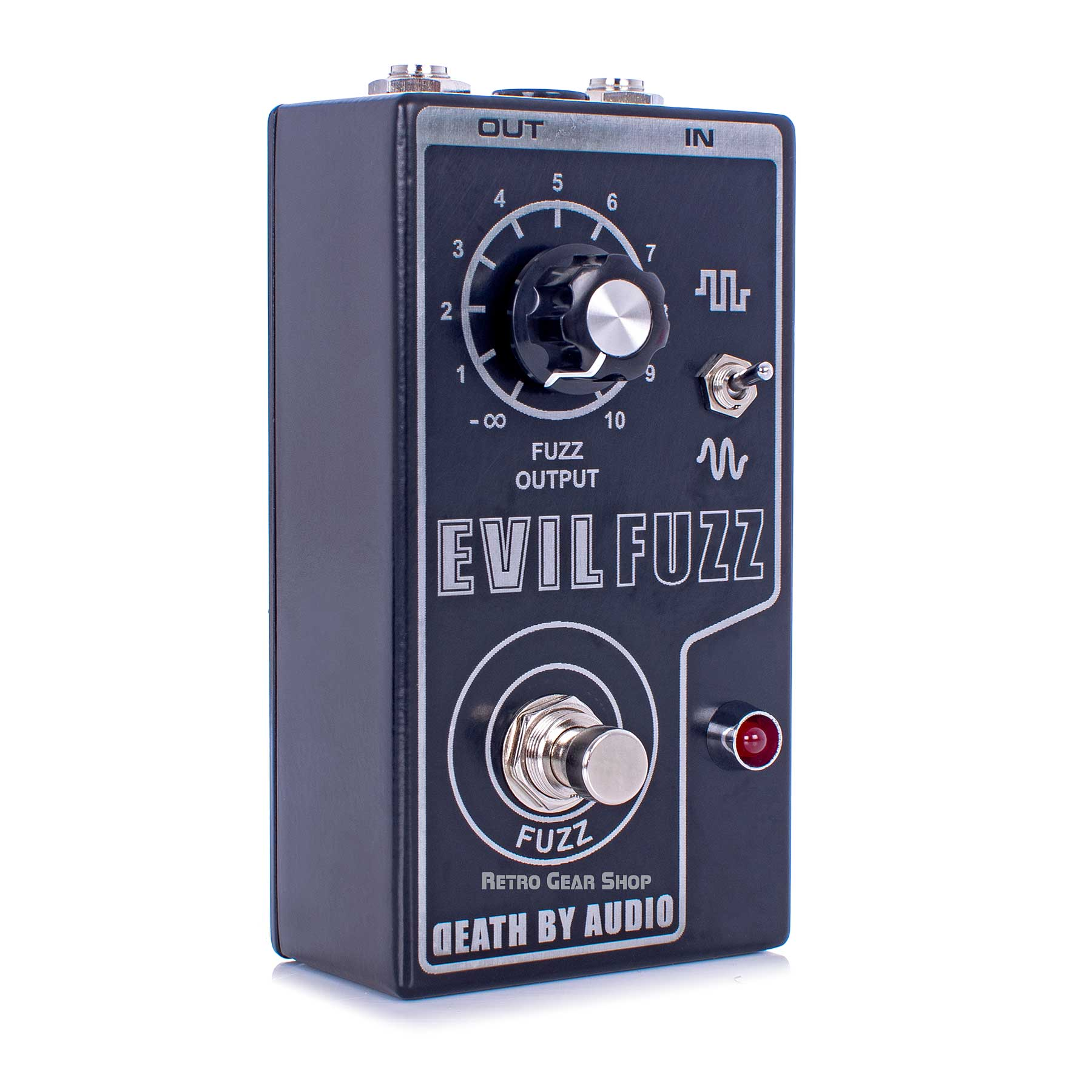 Death By Audio Evil Fuzz Limited Edition