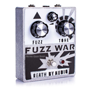 Death By Audio Fuzz War Guitar Effect Pedal