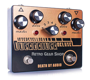 Death By Audio Interstellar Overdriver Deluxe Distortion