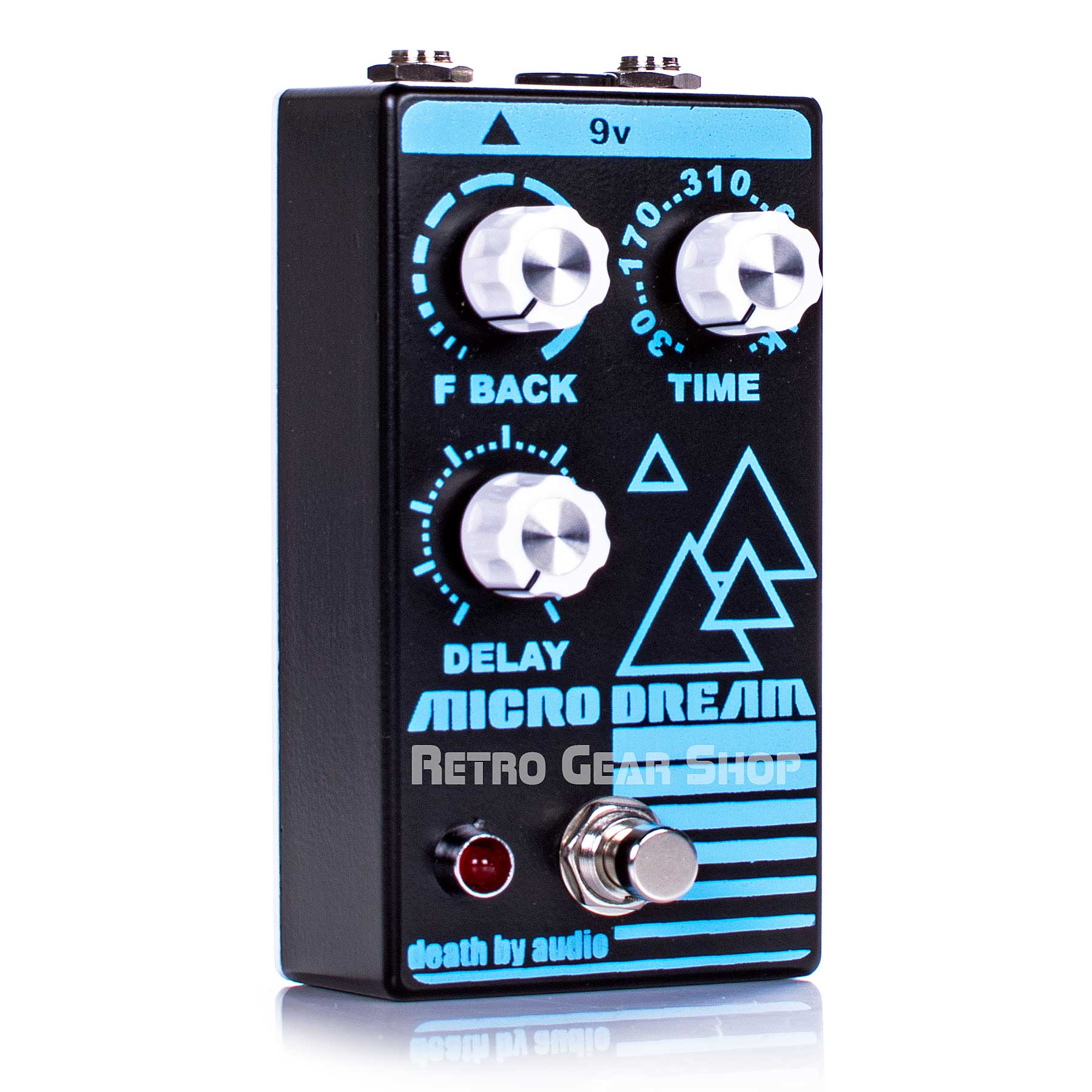 Death By Audio Micro Dream Guitar Effect Pedal Modulation