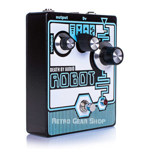 Death By Audio Robot 8-bit Pitch Shifter Guitar Effect Pedal