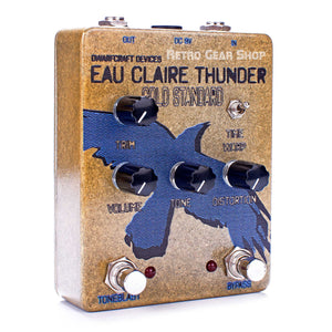 DwarfCraft Devices Eau Claire Thunder Gold Standard Limited Edition