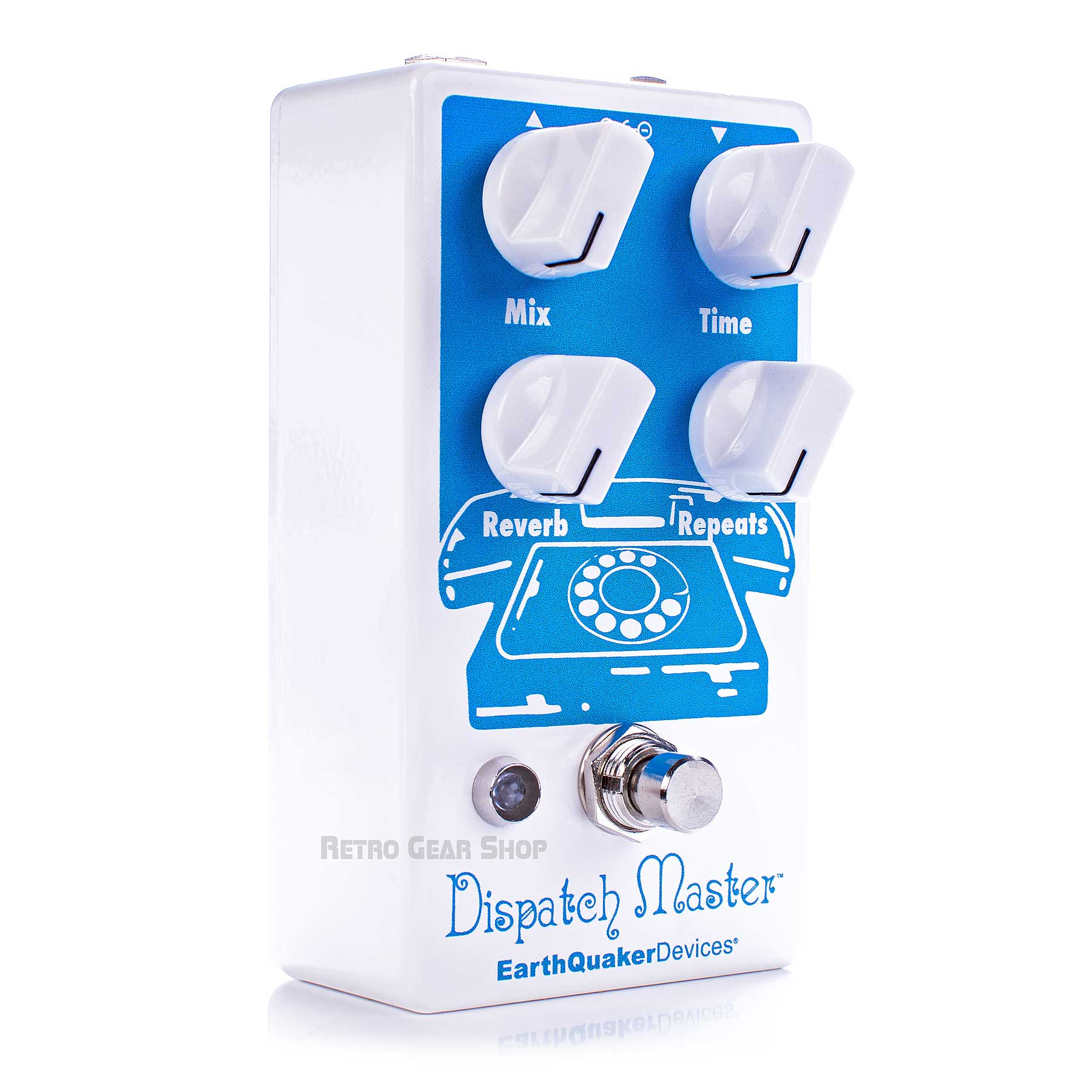 EarthQuaker Devices Dispatch Master V3 Delay Reverb Guitar Effect Pedal
