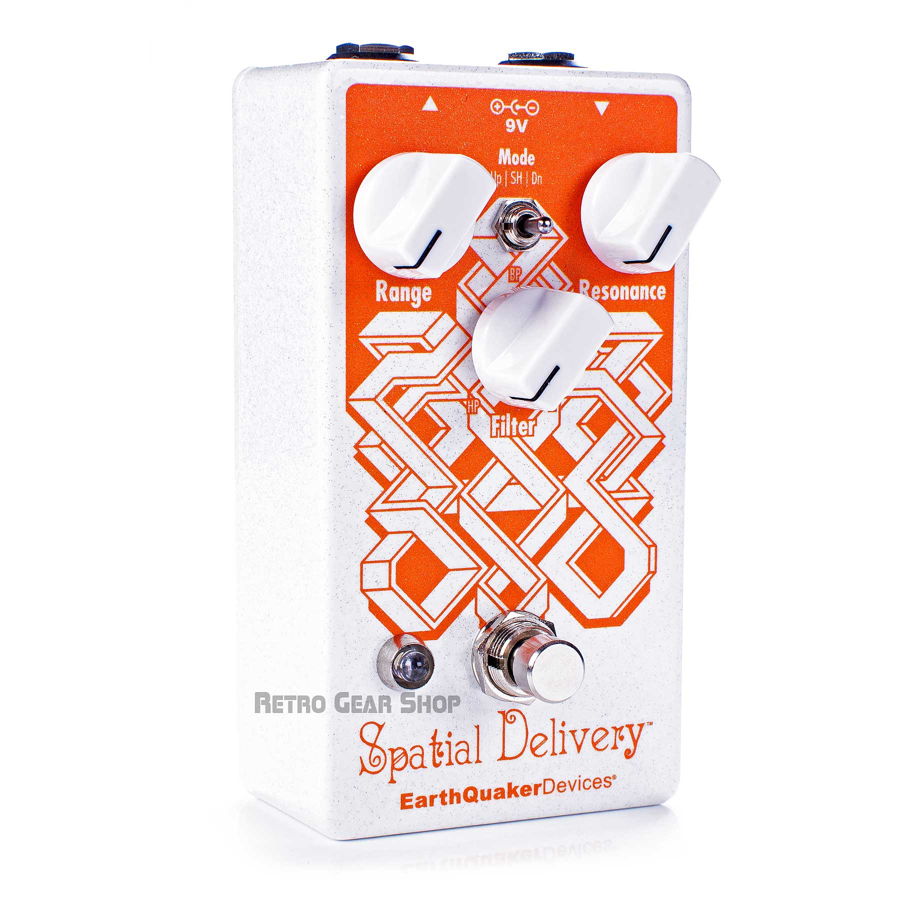 Earthquaker Devices Spatial Delivery V2 Envelope Filter with Sample and Hold