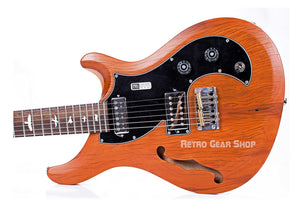 PRS S2 Vela Reclaimed Wood Limited Edition Controls Pickguard