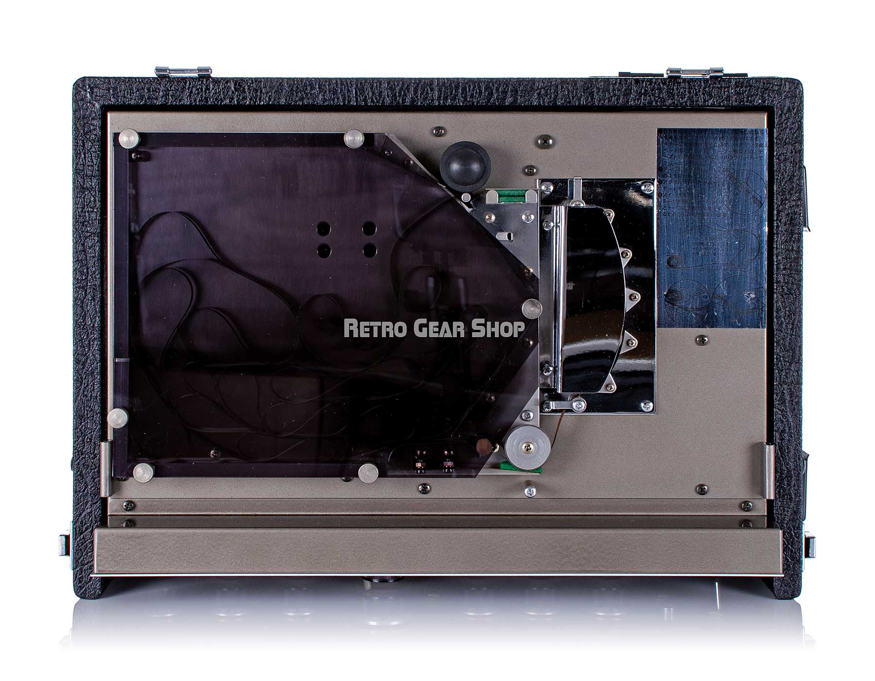 Roland RE-101 Space Echo Top Internals