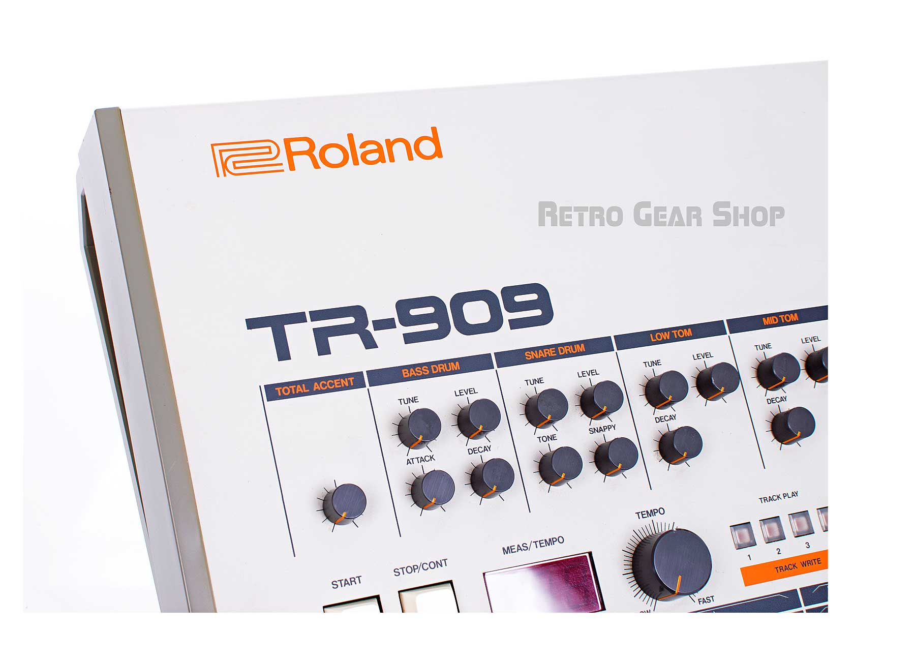 Roland TR909 Vintage Drum Machine
