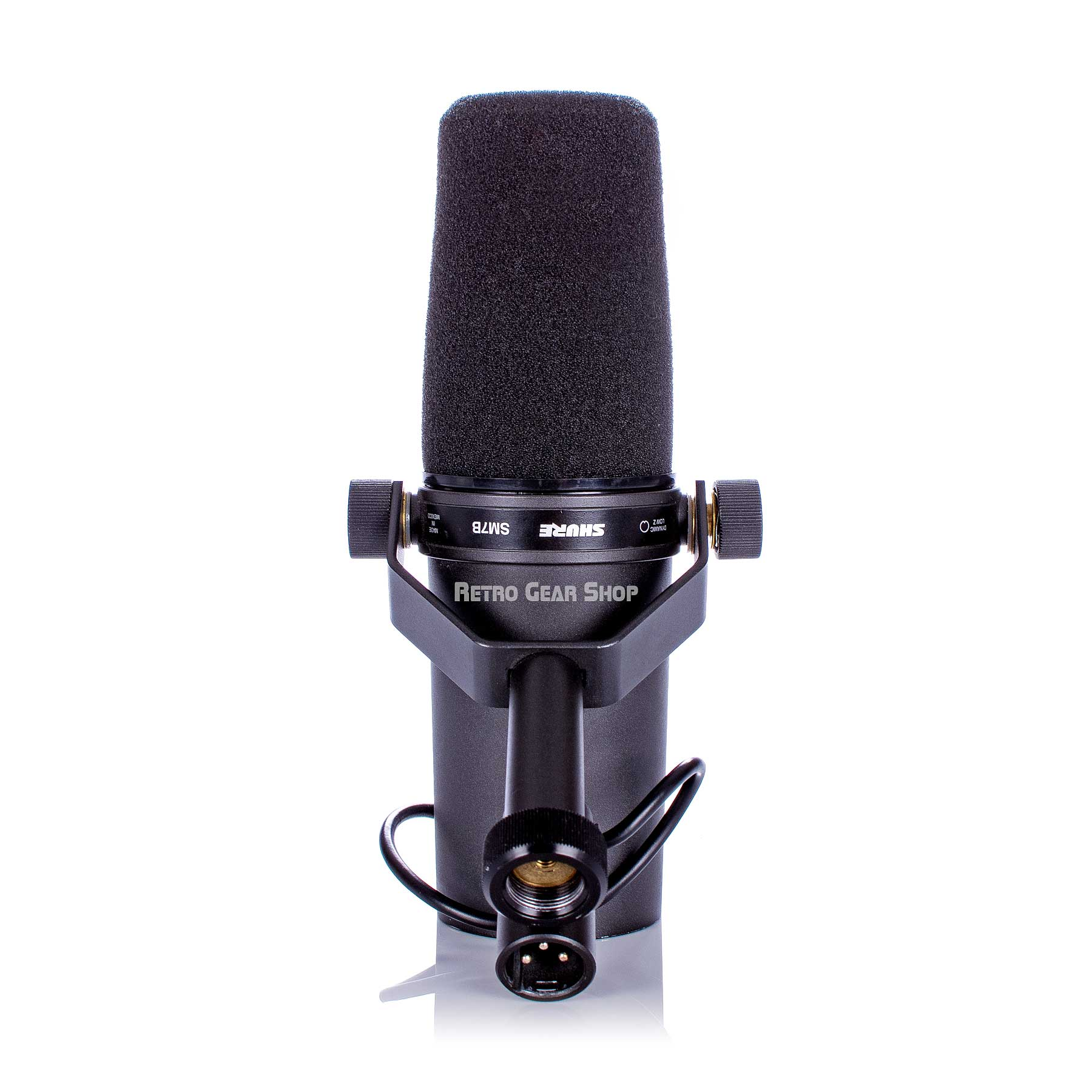 Shure SM7B Windshield