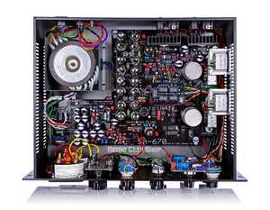 Stam Audio Stamchild SA-670 Internals