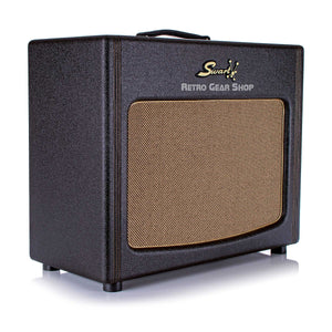 Swart Amps STR Space Tone Tremelo Tuxedo 1x12 Combo Dark Tweed  Guitar Tube Amp