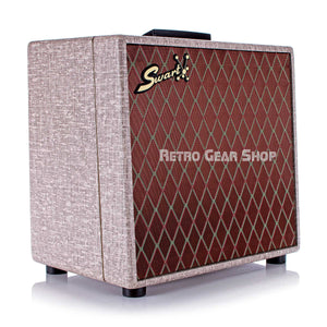 Swart Amps Small Box Mod 84 Fawn Diamond Vox 1x12 Combo Tube Amp