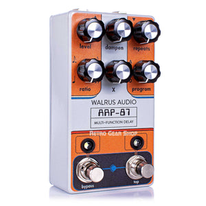 Walrus Audio ARP-87 Delay Custom Retro Limited Edition Guitar Effect Pedal
