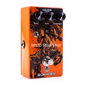 Walrus Audio Iron Horse V2 Halloween Limited Edition Distortion Guitar Effect Pedal