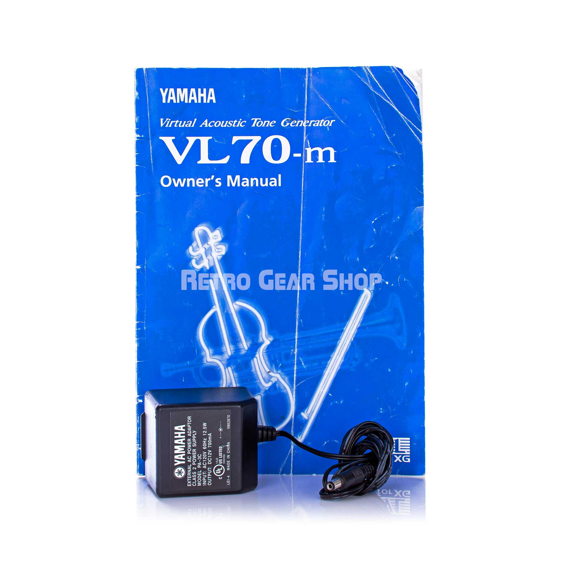 Yamaha VL70-m Manual Power Supply