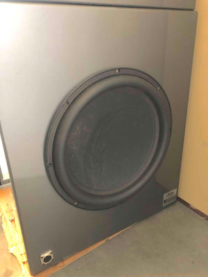 Atomic Reactor II Studio Monitor Speakers Pair Rare + Sound Anchor Stands